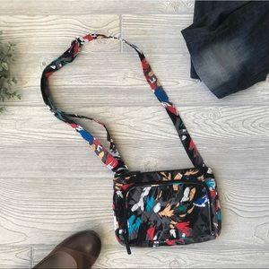 VERA BRADLEY | Little Hipster Crossbody Bag